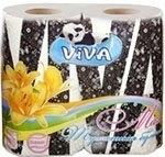 Туалетная бумага в стандартных рулонах