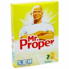 Mr.Proper порошок для пола