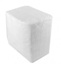 Салфетки белые 33х33