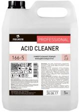 Универсальное моющее средство Acid cleaner (аксид клинер)