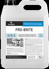 Защитное напольное покрытие Pro-Brite