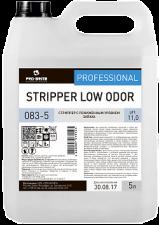 Средство для снятия трудноудаляемых полимерных покрытий Stripper Low Odor