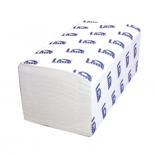 Листовые полотенца V-сложения 2-слойные