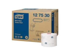 Туалетная бумага Торк 127530