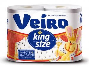 Туалетная бумага Linia Veiro
