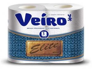 Туалетная бумага Linia Veiro Elite