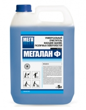 Средство для очистки фасадов Мегалан Ф