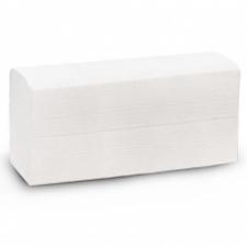 Листовые полотенца Z-сложения 1-слойные 200шт