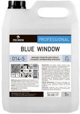 Средство для стекол Blue window