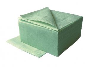 Салфетки бумажные фисташковые