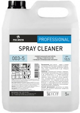 Универсальное моющее средство Spray cleaner (спрей клинер)
