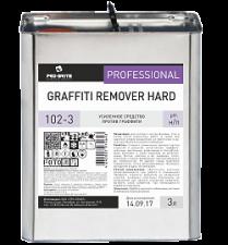 Средство от граффити Graffiti Remover Hard