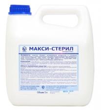 Дезинфицирующее средство Макси-Стерил
