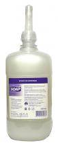 Крем-мыло в картридже без запаха , 1л (система S1)