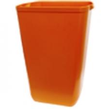 Корзина для мусора цветная