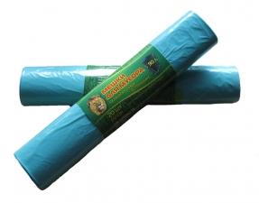 Мешки (пакеты) мусорные 90л (20шт/рулон)