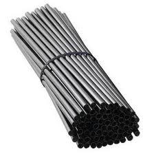 Трубочки для коктейля прямые d=8мм, L=210мм, 250шт/упак