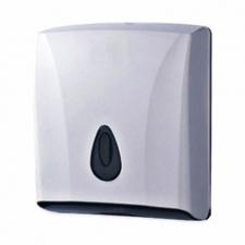Диспенсер для листовых бумажных полотенец V-сложения  TH-8228A