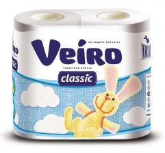 Туалетная бумага Linia Veiro Classic