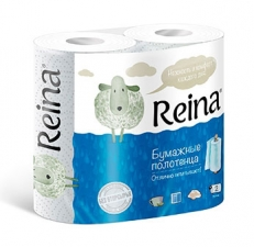 Полотенца бумажные Reina (рейна)