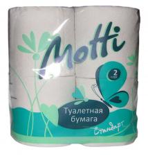 Туалетная бумага Motti