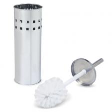 Ершик для туалета металлический Лайма