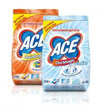 Пятновыводитель Ace oxi magic