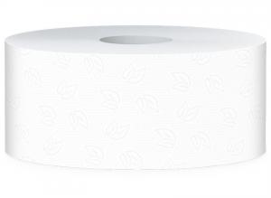 Туалетная бумага PROtissue Comfort однослойная в больших рулонах С190