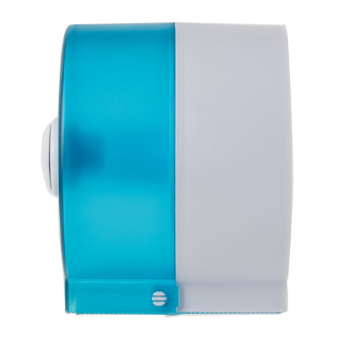 Диспенсер для туалетной бумаги в стандартных рулонах тонированный ЛАЙМА