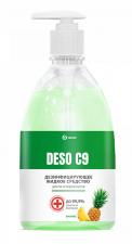 Антисептик для рук Deso C9 гель (ананас)