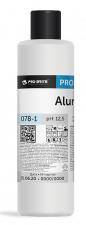 Средство для очистки алюминия и его сплавов Alum (алюм)