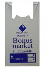 Пакет-майка ПВД Bonus mark et
