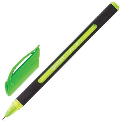 """Ручка шариковая масляная BRAUBERG """"Extra Glide Soft Color"""", СИНЯЯ, узел 0,7 мм, линия письма 0,35 мм"""