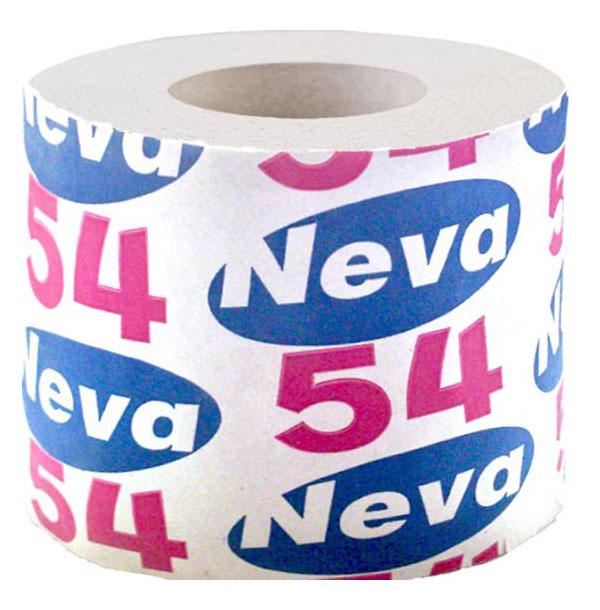 Туалетная бумага Нева 54, 80гр