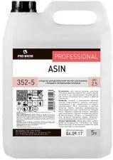 Средство для деликатной чистки сантехники Asin (асин) 5л