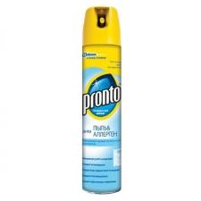 Полироль для мебели Pronto (Пронто) антипыль и аллерген