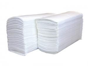 Полотенца листовые Z-сложения 1 слойные