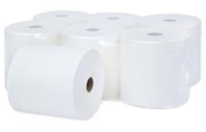 Полотенца бумажные в рулоне