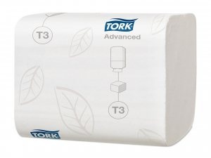 Туалетная бумага Tork листовая