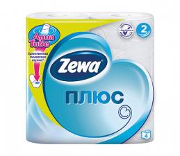 Туалетная бумага Зева