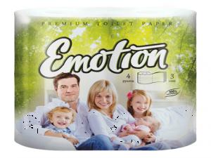 Туалетная бумага Мягкий знак emotion