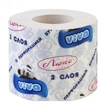 Туалетная бумага 2 слоя