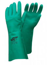 Перчатки нитриловые Бис тренд