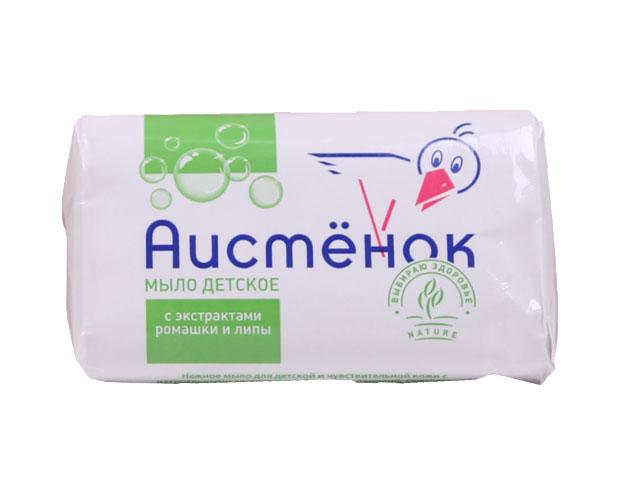 Мыло детское туалетное Аистенок