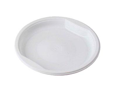 Тарелка одноразовая десертная