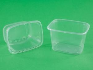 Контейнер одноразовый пластиковый