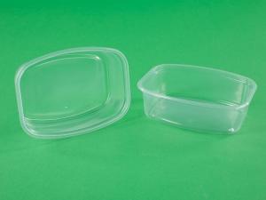 Контейнер прямоугольный пластиковый 139х102