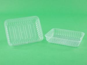 Контейнер одноразовый пластиковый 186х132