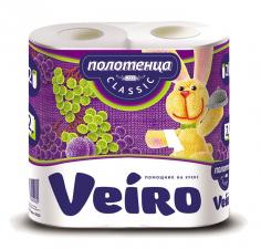 Полотенца бумажные Линия Вейро