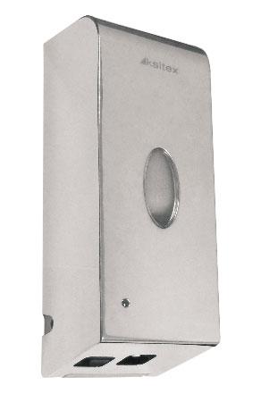 Металлический сенсорный дозатор для мыла и мыла-пены 1000мл